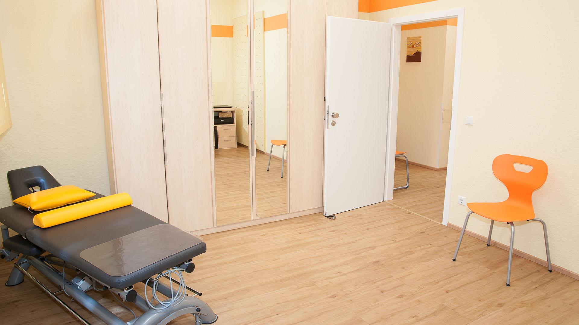 Praxis für Ergotherapie Weber - Behandlungsraum 1