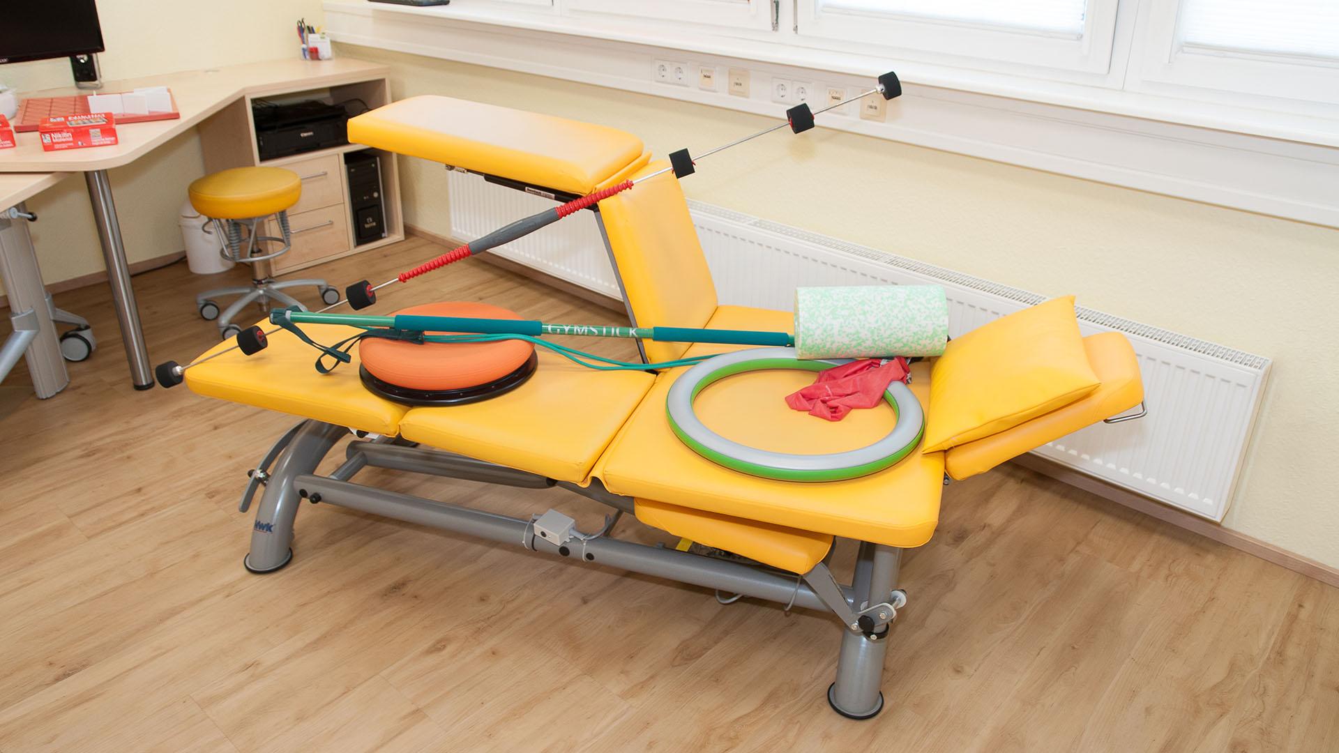 Praxis für Ergotherapie Weber - Orthopädie und Rheumatologie